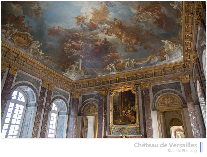 Versailles ベルサイユ
